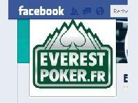 Everest Poker vous invite à voter sur Facebook