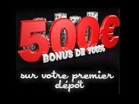Turbo Poker : jusqu'à 500 Euro de bonus ?
