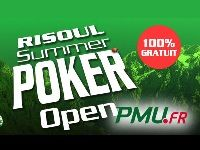 PMU Poker : gagnez une semaine au Risoul Summer Poker Open