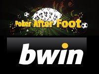 Euro 2012 : Poker After Foot dès ce soir sur Bwin Poker