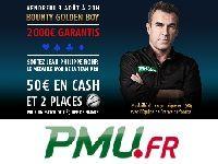PMU Poker : défiez le Champion Olympique de la Team Pro