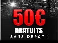 Turbo Poker : J-40 pour les 50 Euro offerts sans dépôt