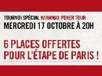 Poker : ce soir, Tournoi I Like Winamax sur Facebook