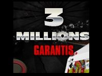Turbo Poker : 3 millions d'Euro garantis chaque mois