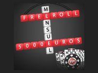 Turbo Poker : 5000 Euro mensuels de tournois gratuits