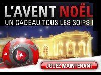 Poker : L'Avent Noël, un cadeau tous les soirs sur PokerStars