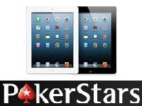 PokerStars : ce soir, gagnez un iPad 3 et 3000 Euro pour Noël