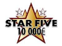 Barrière Poker : avec Star Five, gagnez de l'argent et un voyage