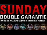 PokerStars : Sunday Double, 615 000 Euro garantis ce Dimanche